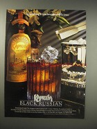 1990 Kahlua Liqueur Ad - Everything it touches turns delicious