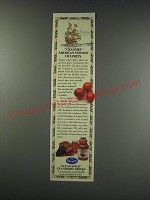 1991 Ocean Spray Cranberry Drinks Ad - Crannies America's version of Limeys