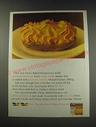 1991 Ore-Ida Twice Baked Potatoes Ad - Our twice baked potatoes are delicious