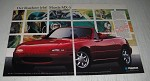 1990 Mazda MX-5 Car Ad (in German) - Der Roadster lebt! Mazda MX-5