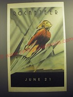 1991 Rocketeer Movie Ad - Rocketeer June 21
