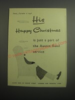 1948 Austin Reed Clothes Ad - His Happy Christmas is just a part