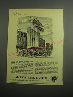 1948 Barclays Bank Ad - British Industries Fair, Burmingham