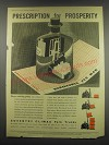 1949 Coventry Climax Fork Trucks Ad - for prosperity