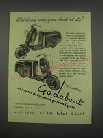 1949 Swallow Gadabout Ad - Whichever way you look at it