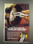 1991 Vise-Grip Locking Pliers Ad - If you don't think the vise-grip trademark makes a difference, think again