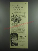 1953 Harveys of Bristol Sherry Ad - Harveys of Bristol are as close to you