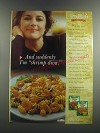 2001 Mrs. Paul's Shrimp Ad - And suddenly I'm shrimp diva