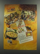 2001 Hillshire Farm Sausage Ad - recipe for Sausage Jambalaya
