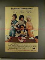 1980 Nine to Five Movie Ad - Jane Fonda, Dolly Parton!