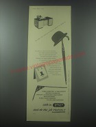1954 Roneo Steel Office Equipment Ad - To Make the office a better place