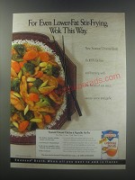 1996 Swanson Oriental Broth Advertisement - recipe for Swanson Oriental Chicken