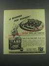 1946 Cudahy Tang Meat Ad - A winner for dinner