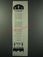 1930 Poole Silver company Pewter Ad - The priceless beauty of Ancient Pewter