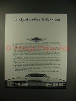 1983 Aston Martin Lagonda Ad - Not Just Another $150,000 Car!