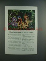 1948 Travelers Insurance Ad - Mark Catesby's Tale