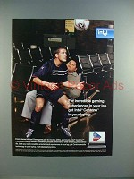 2005 Intel Centrino Processor Ad w/ Michael Owen