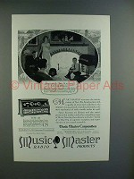 1925 Music Master Type 175 Radio Ad - Playtime!