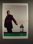 2003 Tanqueray Gin Ad w/ Laurence Fishburne