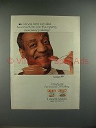 1995 Jello Pudding Ad w/ Bill Cosby!
