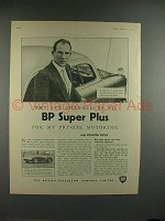 1956 BP Super Plus Gas Ad w/ Stirling Moss - Changed