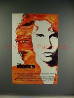 1991 The Doors Movie Ad - Things Unknown
