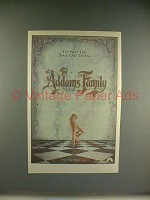1991 The Adams Family Movie Ad - Not The Same Old Thing