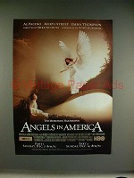 2003 Angels in America Movie Ad - Al Pacino