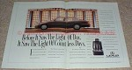 1990 Lexus LS400 2-page Ad, Saw the Light of Day!