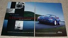 1998 Jaguar XK8 2-page Ad, You've Made a Statement!