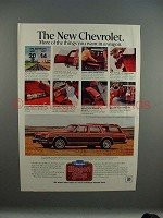 1978 Chevrolet Caprice Classic Wagon Ad - You Want!