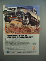 1984 Chevrolet S-10 Pickup Truck Ad - Nothing Like It