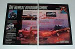 1990 Chevy 454 SS, Sportside, S-10 Cameo, Baja Truck Ad