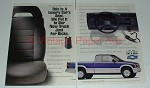 1994 Chevrolet S-Series S-10 Pickup Truck Ad - Luxury