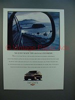 1995 Chevrolet Chevy Blazer Ad - Mirrors Roomier
