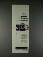 1959 Hasselblad Camera Ad - Far Away Places, NICE!