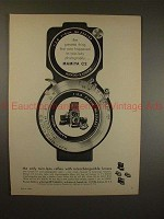 1960 Mamiya C2 TLR Camera Ad - Greatest Thing Ever!!