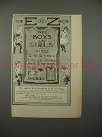 1900 E Z Waist Ad - For Boys and Girls