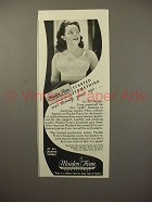 1944 Maiden Form Bra Brassiere Ad - Started Something