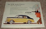1957 Austin Princess IV Color Ad, Prestige!!