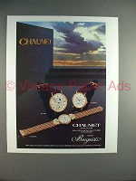 1986 Breguet BA 3130, BA 3210/2, BA 8191/106 Watch Ad!