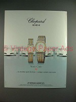 1986 Chopard Monte-Carlo Watch Ad!