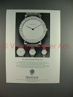 1986 Tiffany & Co. Atlas Watch Ad!
