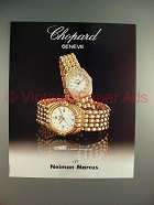 1989 Chopard Gstaad Watch Ad