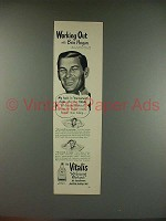 1948 Vitalis Hair Care Ad w/ Ben Hogan!