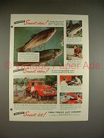 1948 Ford F-5 Truck Ad - Smart Idea!