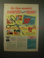 1951 Lipton Soup ad w/ Arthur Godfrey - Get Shears!!