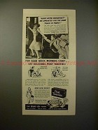 1939 Post Toasties Ad w/ Penny Singleton & Arthur Lake!