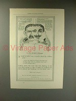 1894 Williams Shaving Stick Ad - Decided Difference
