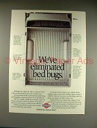1988 Nissan Hardbody Truck Ad - Eliminated Bed Bugs!